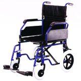 Blue Transit Wheel Chair